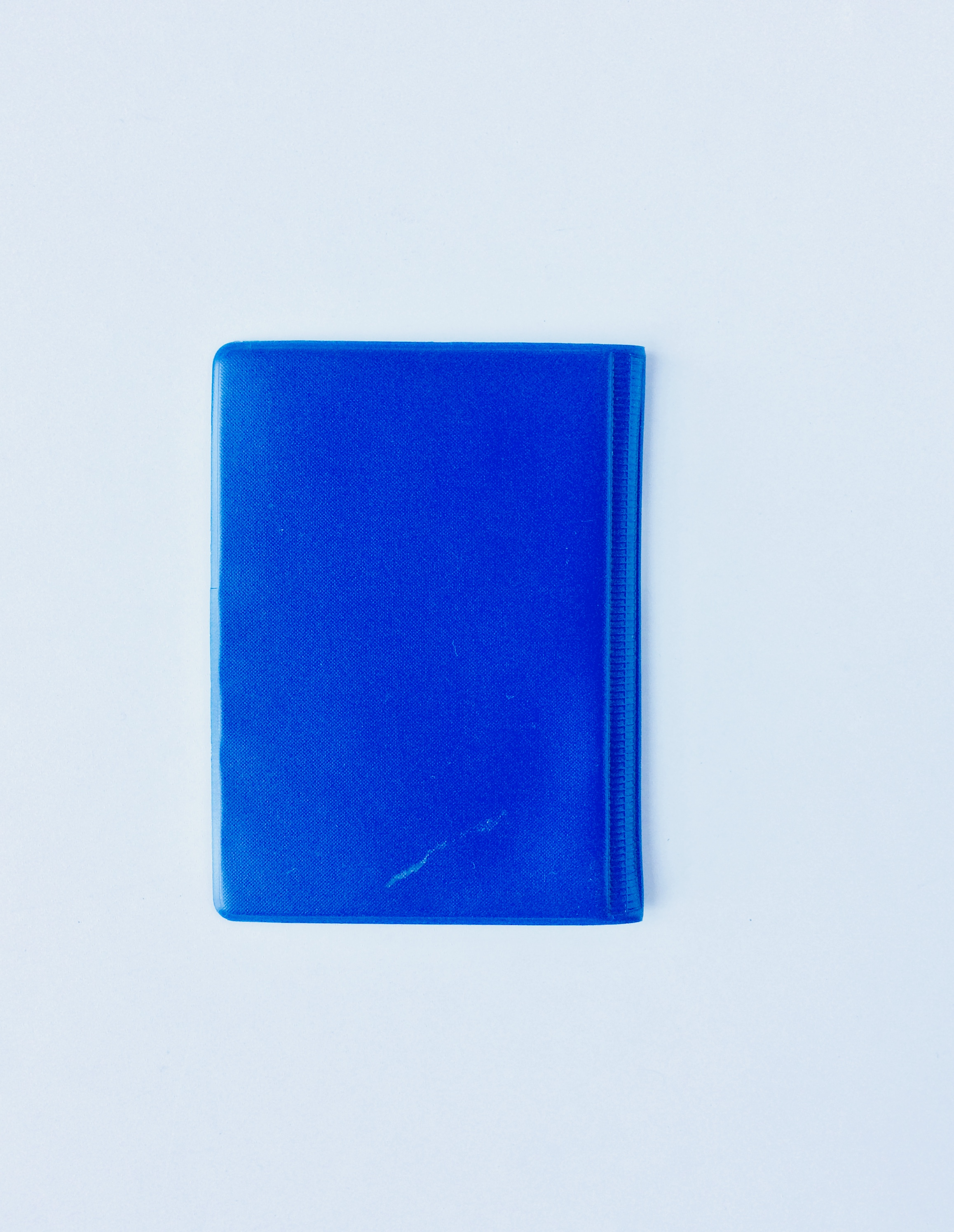 Custom Silk Screen Printed Card Holder Duraweld